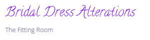 ? Wedding Dress Alterations Leicester | Clothing alterations